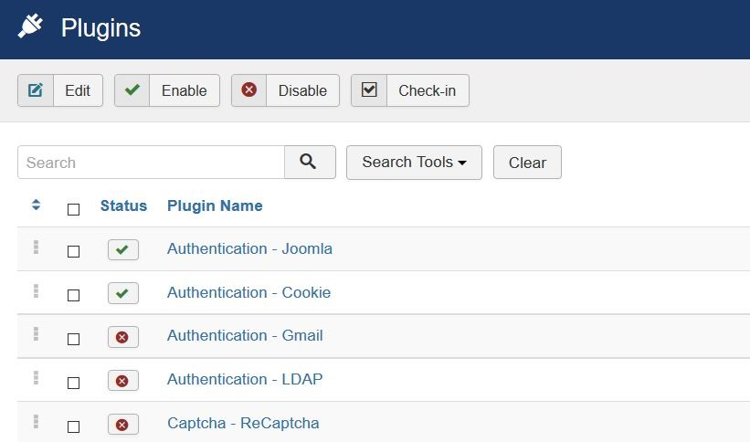 Add new Joomla Plugin